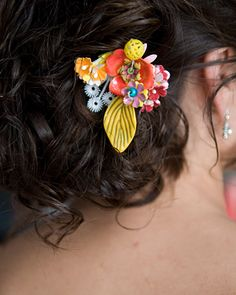 Boutonnieres and Hairpieces