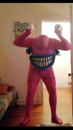 Krum -ahhh real monsters