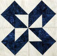Free Block Pattern: Ooh-Rah Block 2 | Ooh-Rah | Quilters Newsletter