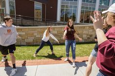 #Alvernia's warm and welcoming campus community makes it easy to make new friends and get involved!