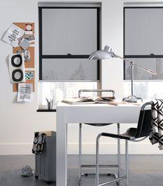 offic window, modern window, solar shade, offices, brown window, window treatment, photo galleries, black, basic solar