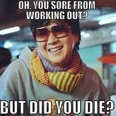 exercise motivation, felt, funni, die, funny fitness, motivational quotes crossfit, gym, coaches, feelings