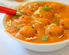Food, Malai Kofta, Cheese Dumplings, Desi Recipe, Creamy Sauces ...