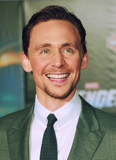 Beautiful Smile. Hiddles