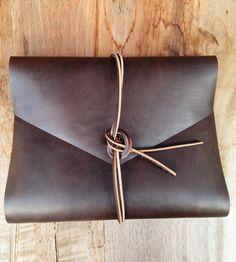 Leather Portfolio Binder