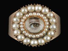 Lover's Eye ring...