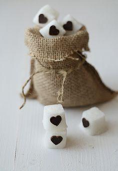 Valentines Sugar Cubes