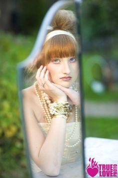 photo: truelovephoto.com  published: ourweddingmag.com  hair: tinaromo.com  make-up: brushworxmakeup.com