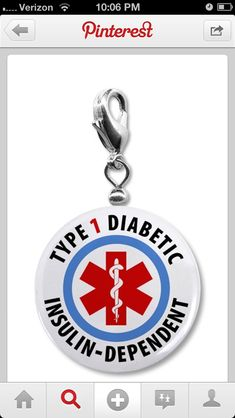 Type 1 diabetes  #health #fitness #organic #diabetes #type1 #type2 #bloodsugar #proud