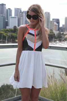CAGE BACK SEQUIN JEWEL DRESS-Sold Out Temporaily Out Of Stock , DRESSES,,Minis Australia, Queensland, Brisbane