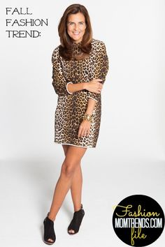 Fall Fashion: Leopard Prints