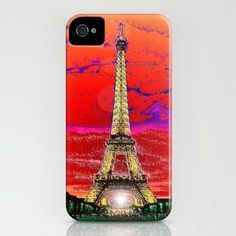 Eiffel Tower phone cover!? Do they have one for my phone?