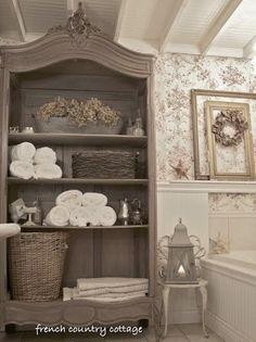 13 Easy Ways to Repurpose Antique Armoires