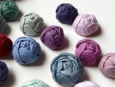 ricrac flower, sewing projects, crafti, ricrac rosebud, craft idea, roses, diy giftidea, ric rac, rick rack