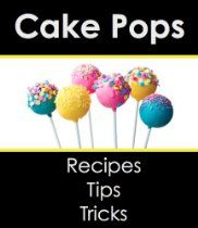 Cake Pops: Recipes & Tips for Perfect Cake Pops!