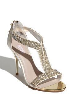 Wedding shoes! Glint 'Devyn' Sandal | Nordstrom except in purple!