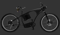 Blackblock 2 e-bike by PG-Bikes