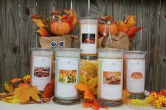 Our fall 5 pack is now available for sale.    This pack includes Pumpkin Spice, Monkey Bread, Banana Nut Bread, Smokey Mountains Cabin and Autumn Leaves!    All wonderful scents! Pick up your fall 5 pack today before they are all gone=)