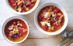 Pappa al Pomodoro: The soup equivalent 