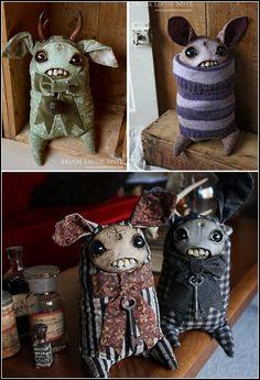 ugly+cute+handmade