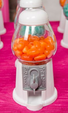 Gumball machine #favor #wedding #party