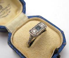sapphire rings, deco diamond, sapphir collect, diamonds, diamond galleri