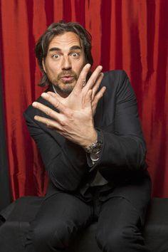Thorsten Kaye   (Photo Courtesy of Victoria Will / TV Guide Magazine) kaybear fashion, favorit soap, soap opera, thorsten kay