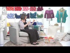 ▶ Lavora a maglia con Emma Fassio - Treccia su due maglie - YouTube