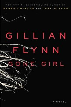 Gillian Flynn. Just bought this for my airplane ride...can't wait:)