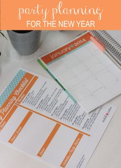 Party Planning for the New Year