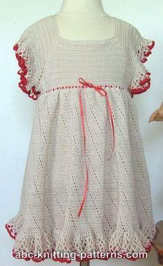Summer Raglan Dress for Girls