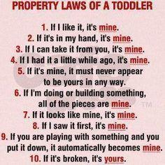 toddler...