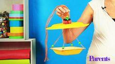 Camp Mom! 20 Activities to Make Summer Awesome for Everyone: How to Make a Bird-Feeder Craft (via Parents.com)