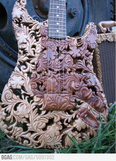 Awesome guitar is awesome.