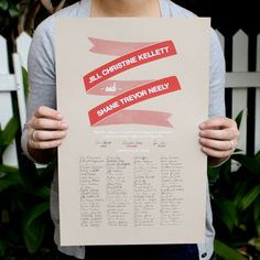 Red Banner Marriage Certificate