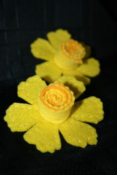 Felt Daffodil Brooch £3.00