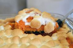 Sweet Potato Casserole by Anne Chaconas! #CCEID