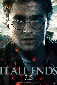 Harry Potter and the Deathly Hallows Part 2!
