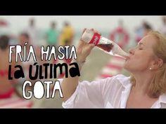 Coca-Cola - Botella de Hielo