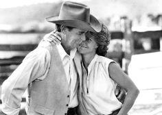 James Garner and Sally Field