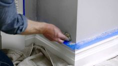 DIY Ralph Lauren Paint: Metallic Speciality Finish How-To Video. #RLHome