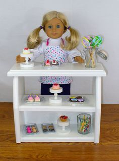 American Girl Doll Furniture / 18 Doll by HardwoodFurniture, $65.00