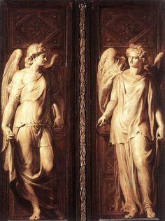 Rubens peter paul rubens, artoth medium, news, religi art, christ, angel art, angels, people, master