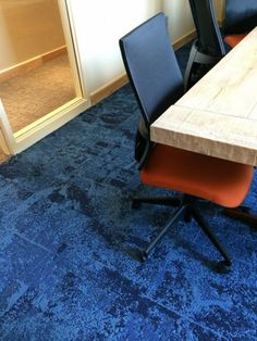 """Many of the conference rooms in our newly rebuilt headquarters have a special story. Here's a snapshot of """"Water"""" conference room that has a truly unique story. Be sure to click the photo to learn more!"""