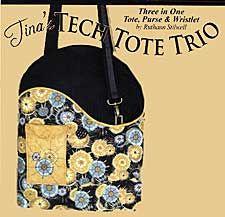 Tina's Tech Tote Trio Pattern *