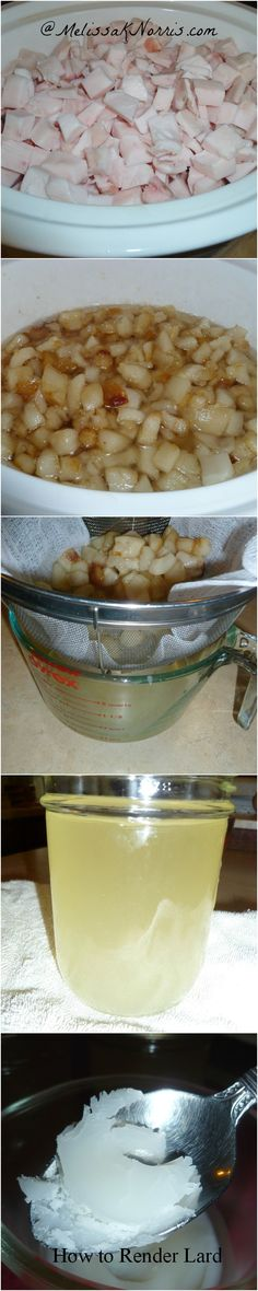 You should be rendering lard, for your health and your pocket book. Here's how http://melissaknorris.com/2013/11/13/how-to-render-lard-and-why-you-should/
