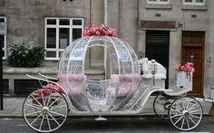 dream, coach, fairy tales, fairi, pink, wedding cars, princesses, cinderella wedding, fairytale weddings