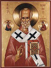 Nicholas of Myra - OrthodoxWiki