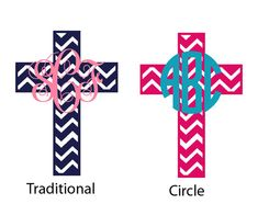 Hey, I found this really awesome Etsy listing at https://www.etsy.com/listing/180421451/monogram-car-decal-6-chevron-cross-vinyl