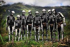 Skeleton hoard